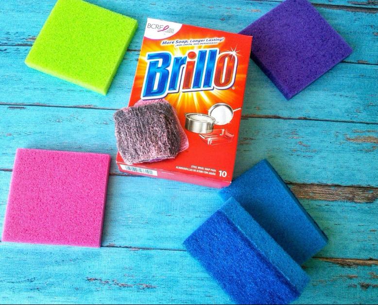 box of brillo pad