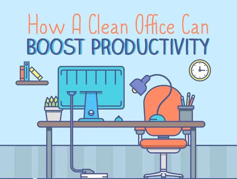 Clean an Office
